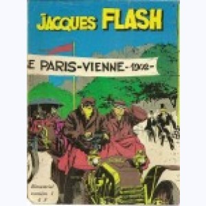 Série : Jacques Flash