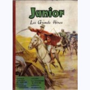Série : Junior Les Grands Héros (Album)