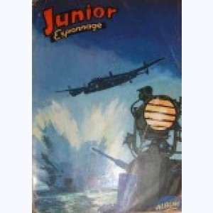 Série : Junior Espionnage (Album)