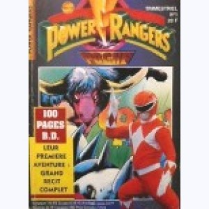 Power Rangers Poche
