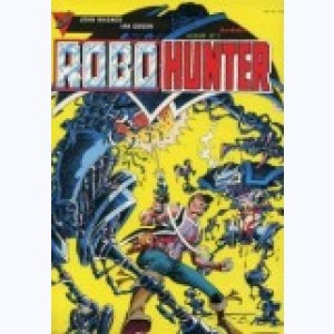 Robo Hunter (Album)
