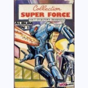 Série : Collection Super Force (Album)