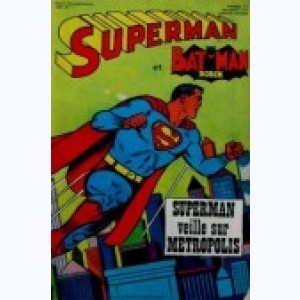 Série : Superman et Bat-Man