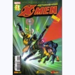 Série : X-Men Astonishing