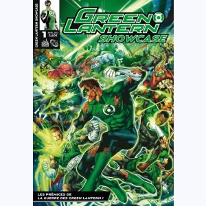 Green Lantern Showcase