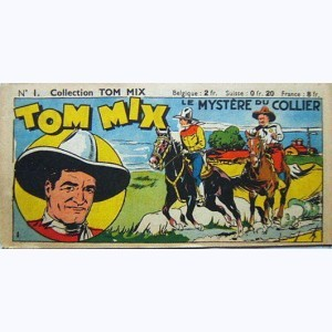 Série : Collection Tom Mix