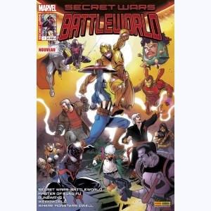 Secret Wars - Battleword