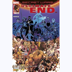 Série : Secret Wars - Ultimate End