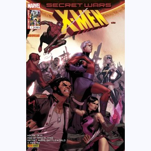 Série : Secret Wars - X-men