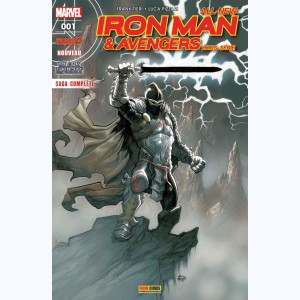 All-new iron man & avengers (Hors Série)