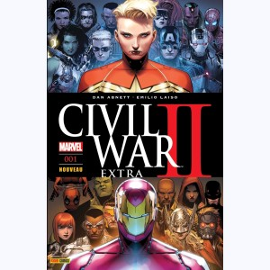 Civil War II Extra