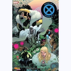 House of X - Powers of X