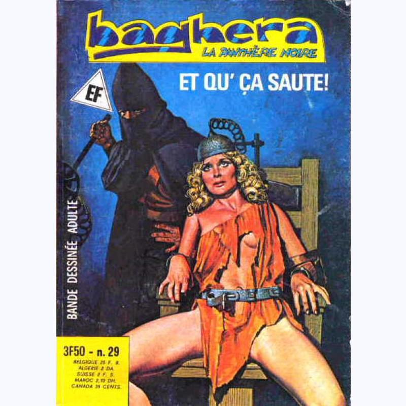 Baghera La Panthère Noire N 29 Et Qu ça Saute Sur