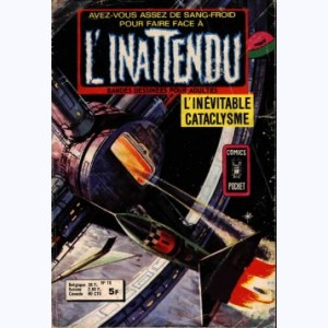 L'Inattendu : n° 10, Nick Fury : L'inévitable cataclysme