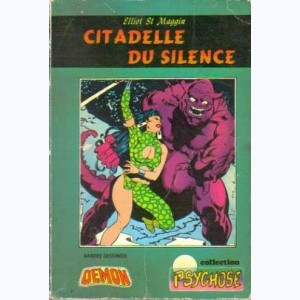 Collection Psychose : n° 8, Démon 1 8 : Citadelle du silence Re..