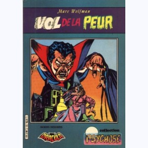 Collection Psychose : n° 12, Dracula 22 : Vol de la peur Re..