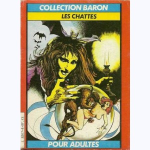 Collection Baron : n° 4, Les chattes Diana