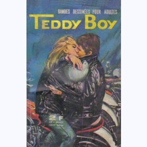 Teddy Boy : n° 4, Le rebelle