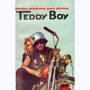 Teddy Boy : n° 6, Champion !