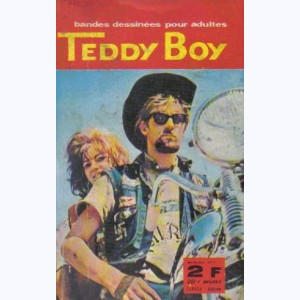 Teddy Boy : n° 7, Le solitaire