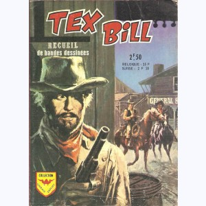 Tex Bill (Album) : n° 4523, Recueil 4523 (67, 68, 69, 70, S5/68)