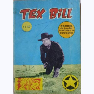 Tex Bill (Album) : n° 2015, Recueil 2015 (S1/69, xx)