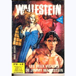 Wallestein : n° 42, Les deux visages de Jimmy Wallestein