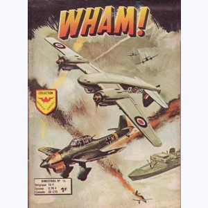 Wham (2ème Série) : n° 14, Le grand secret