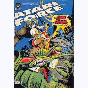 Atari Force : n° 2, La furie de Canibal