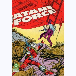 Atari Force : n° 11, Les Tazlings