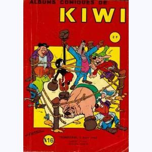 s rie albums comiques de kiwi sur www bd. Black Bedroom Furniture Sets. Home Design Ideas
