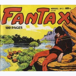 Fantax, mensuel, n°2
