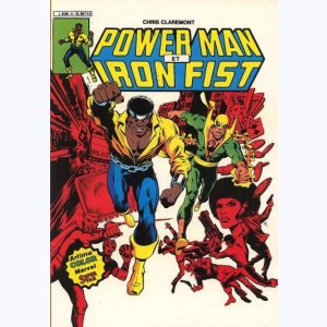 Power Man : n° 4, Power Man et Iron Fist