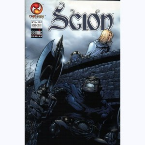 Scion : n° 5, L'enterrement d'Artor ...