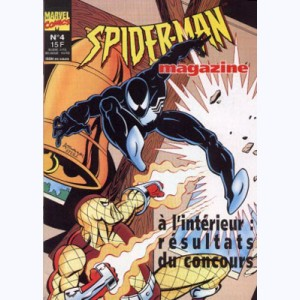 Spider-Man (Magazine) : n° 4