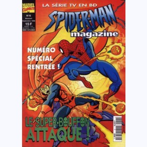 Spider-Man (Magazine) : n° 6