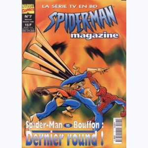 Spider-Man (Magazine) : n° 7