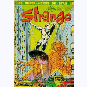 Strange : n° 3, Les mutants X-Men