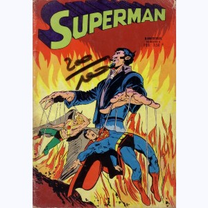 Superman (Bimestriel) : n° 6, Superman et Hawkman : La menace du tentateur !