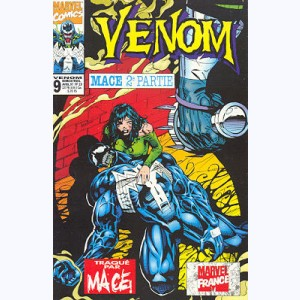 Venom : n° 9, The Mace 2 et 3