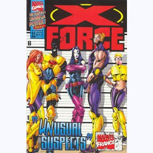 X-Force : n° 31, Unusual suspects