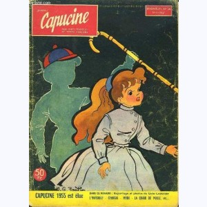 Capucine : n° 34, L'invisible