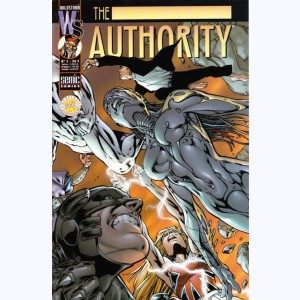 The Authority : n° 1, Le cercle 1, 2