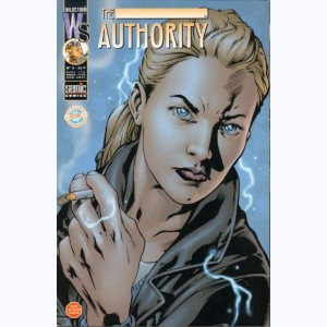 The Authority : n° 3, Perfidie 1, 2