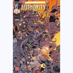 The Authority : n° 5, Crépuscule 1, 2