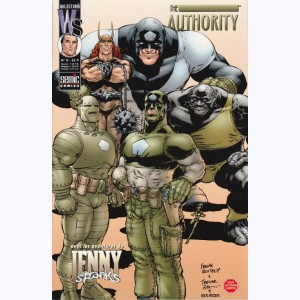 The Authority : n° 9