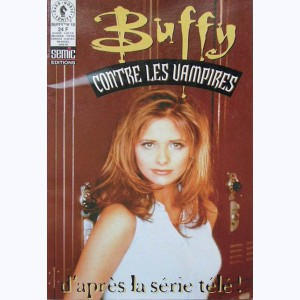 Buffy : n° 1b, A The Origin 1, 2