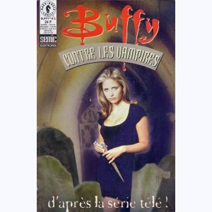 Buffy : n° 2, Origin 3 : Dust Waltz 1