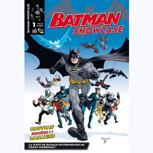 Batman Showcase : n° 1