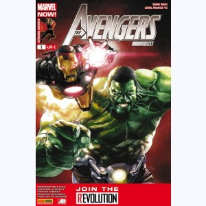Avengers Universe : n° 2, Infection